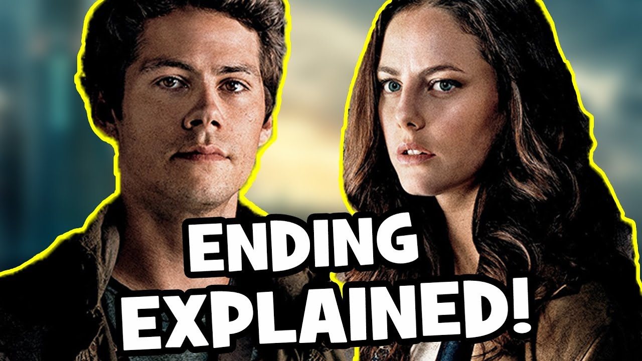 Maze Runner 3 The Death Cure ENDING EXPLAINED - YouTube
