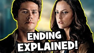 Maze Runner 3 The Death Cure ENDING EXPLAINED (& Easter Eggs)