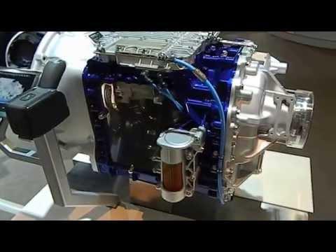 Автоматизированная коробка передач Volvo I-Shift