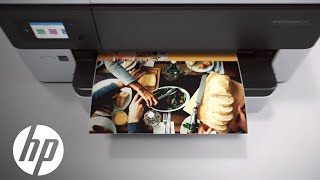 Introducing the All-in-One 7720 Wide Format Printer   OfficeJet Pro   HP Business