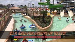 Hurricane Alley Waterpark - Video On Demand segment