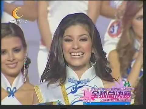 Miss International 2009 Anagabriela Espinoza