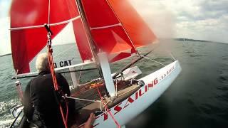 hobie wildcat catamaran f18