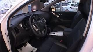 Тест драйв Nissan Murano