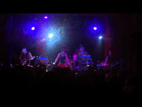KMFDM @ DIvan du Monde (Paris) 26/10/2011