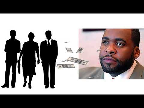 #FreeKwameProject - Kwame Kilpatrick - Ex Mayor Of Detroit