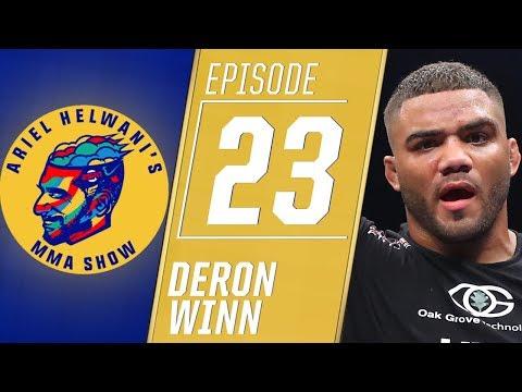 Deron Winn has his sights set on UFC after latest win | Ariel Helwani's MMA Show