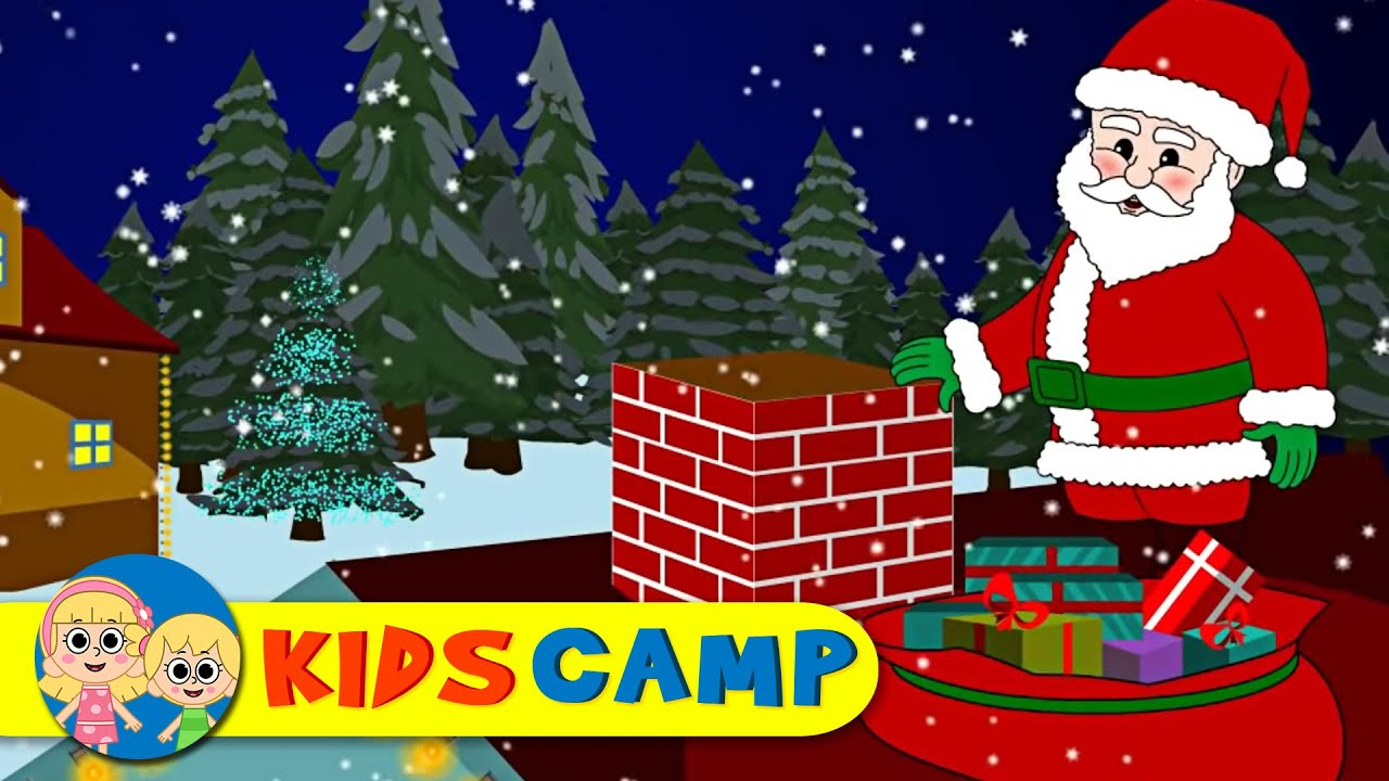 Jingle Bells | Christmas Song for Kids from KidsCamp - YouTube