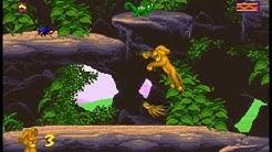 Der König der Löwen - Das Spiel (Demo) [MS-DOS/1994/DE]