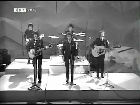 THE HOLLIES - CARRIE-ANNE  (1969 ) TOTP