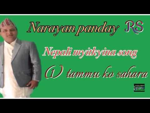 Tammu Ko Sahara Narayan Panday Song Nepali Myitkyina Song