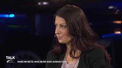Talk im Hangar-7 | Hass im Netz: Was muss man aushalten?