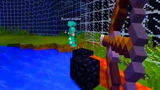 Minecraft: PARKOUR + PVP! - w/Preston & BajanCanadian!