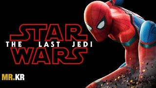 Spider-Man: Homecoming - (Star Wars: The Last Jedi Style)
