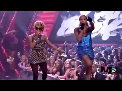 Tweet,Timbaland, Eve, Keyshia Cole, Nelly Furtado & Ciara   Missy Elliott Tribute Live