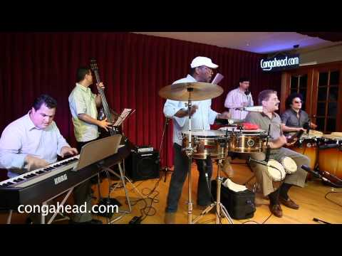 Dandy and Friends performs Mulato Rumbero for congahead.com