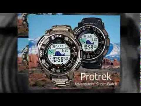 Casio Watch Instructions