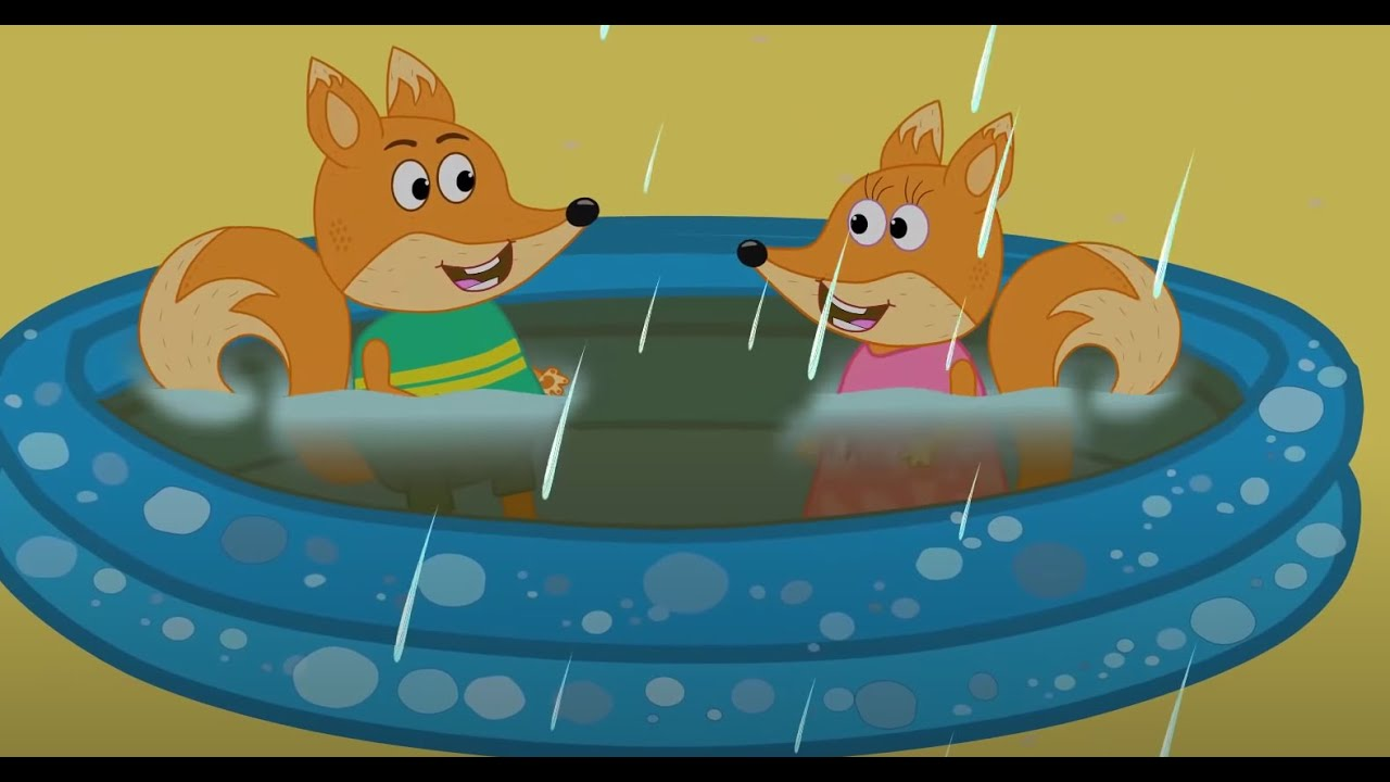Fox Family and Friends new funny cartoon for Kids Full Episode #255