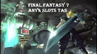 [TAS] Final Fantasy VII in 6:44:19 (In-Game Timer)