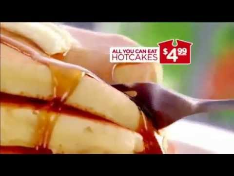 TV Spot - Bob Evans - Dig Into All You Can Eat Hot Cakes - Get In On Something Good