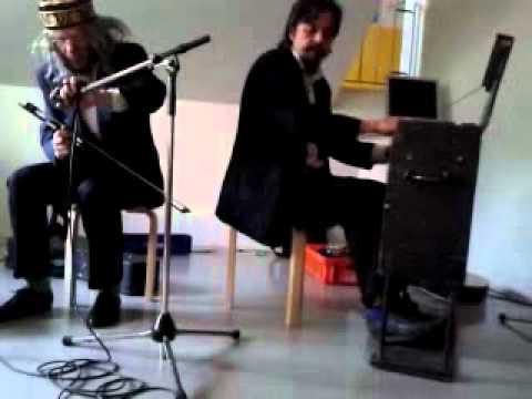 La Sega Del Canto LIVE Yläkaupungin Yöt 20.5.2012 - Part 1