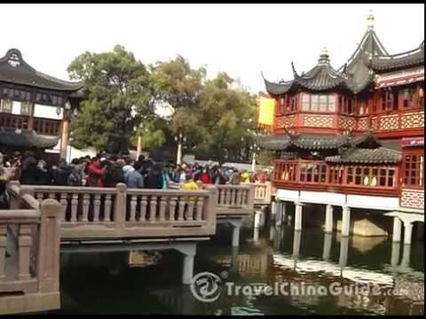 Yuyuan Garden, Shanghai China