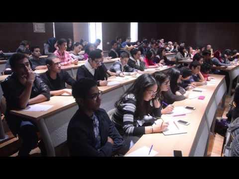 """UIR -  Conférence de la Rabat Business School sous le thème """" La Nature """""""