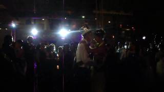 Prom King and Queen Special Dance