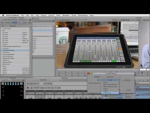 V-Control Pro Media Composer Setup