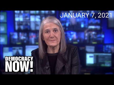 Top U.S. & World Headlines — January 7, 2021