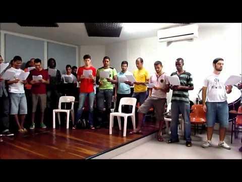 OFICINA CANTO CORAL  - com Prof. Marcos Ferreira