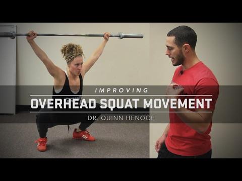 Improving Overhead Squat Movement | JTSstrength.com