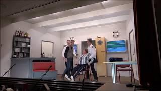 bedrijf 2 verkorte versie Toneelvereniging Oese Volluk Nieuwleusen