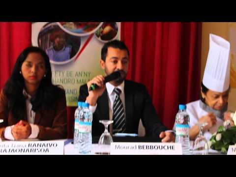 Video Equipe Mada Sakafo Festival Conf de Presse Juin 2012