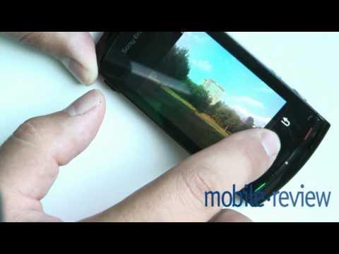 Sony Ericsson Vivaz/Vivaz Pro Demo