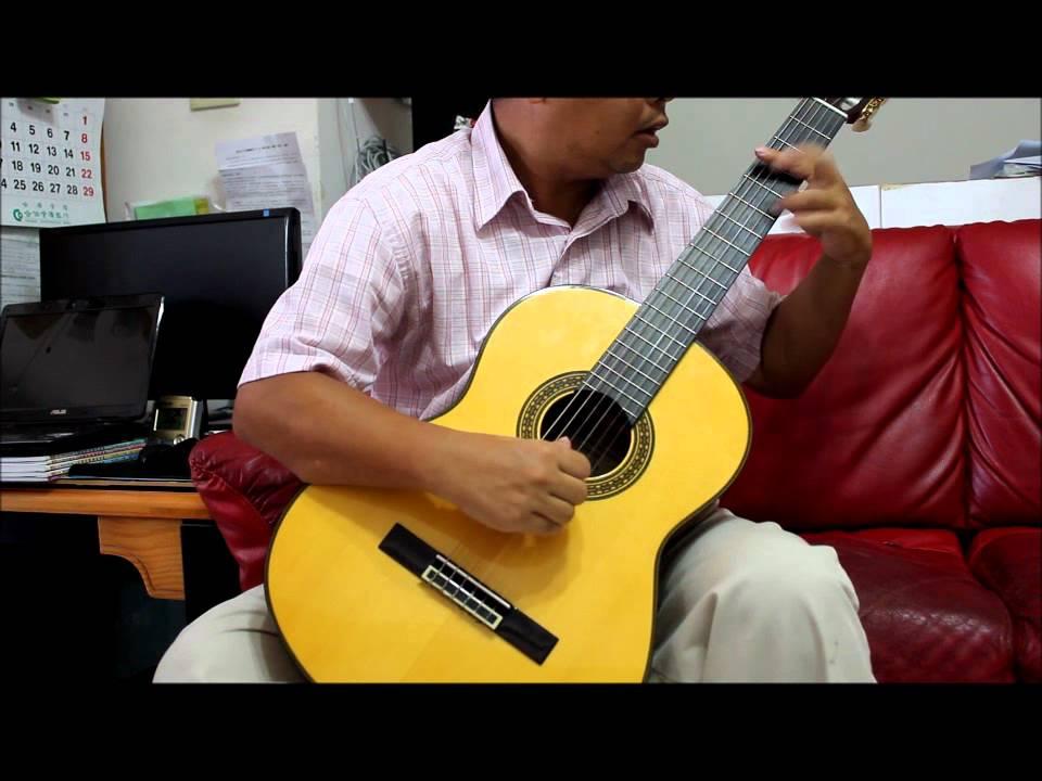 勝哥吉他演奏-EI Cordor Pasa(老鷹之歌) - YouTube