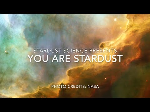 You Are Stardust   Featuring Neil DeGrasse Tyson's Most Astounding Fact