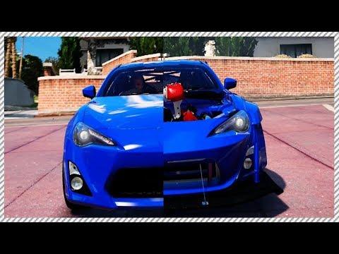GTA 5 | The Most Customizable Car in GTA 5