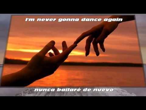 George Michael ~~ Careless whisper ~~ Contiene Subtítulos en inglés y español