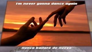 George Michael ~~ Careless whisper ~~ Contiene subtitulos en ingles y español
