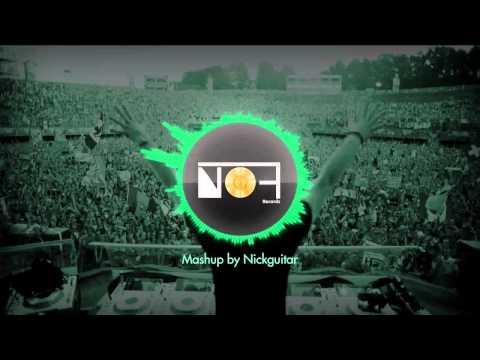 Hardwell vs Martin Garrix & MOTi - Spaceman Virus - Nickguitar Mashup
