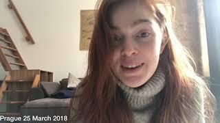 (Rus) Откровенный отрывок из видео дневника Jia Lissa