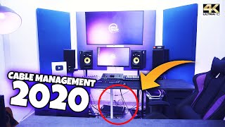 CABLE MANAGEMENT SETUP 2020 - CARICAMENTE ITA 4K