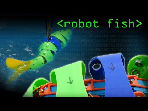 Robotic Fish - Computerphile