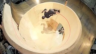 Tony Hawk Skates First-Ever Horizontal Loop