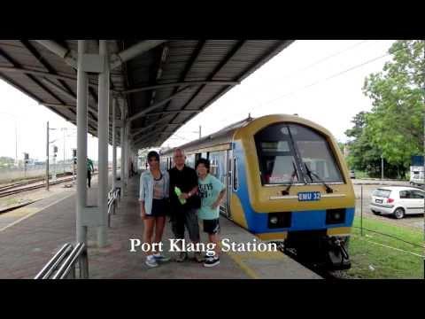 Port Klang, Malaysia - January 2012