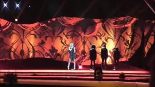 Repeat youtube video Eurovision 2013  France - Amandine Bourgeois - L'enfer Et Moi - Final dress rehearsal