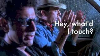 Jurassic Park - Favorite Quotes (v.2)