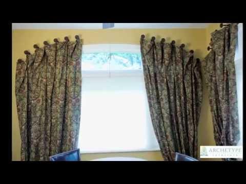 Window Treatment Solutions using Hunter Douglas: Juanita Sicurella-Strassfield Archetype Interiors
