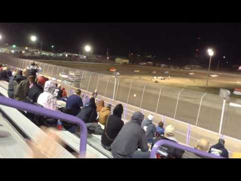 Chris & Colin Heim IMCA Stock Car RPM Speedway Hays KS
